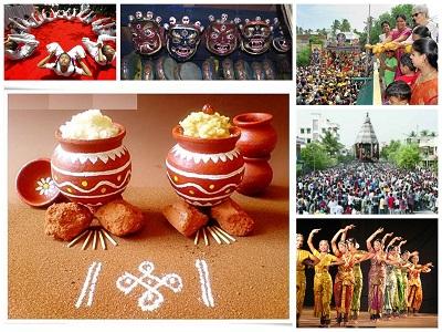 local festivals of Pondicherry