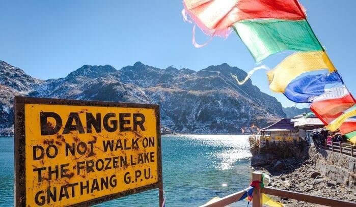 things to avoid in Gangtok