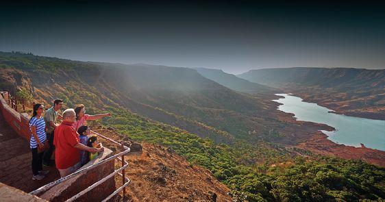 Arthur Seat Mahabaleshwar Point