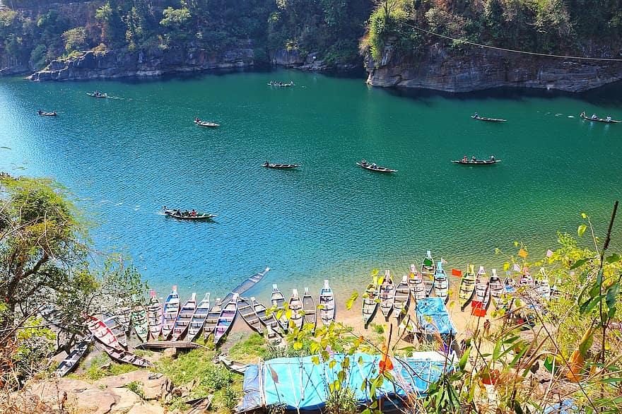Average Tourist Volume Of Meghalaya