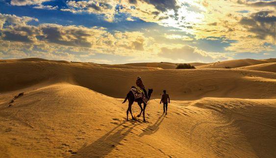 Best Time To Visit Jaisalmer
