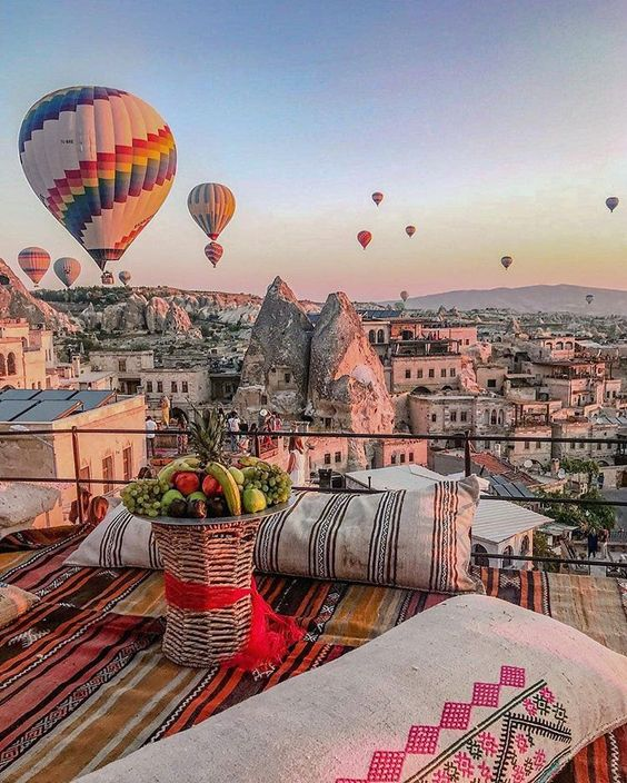 Cappadocia Day Tour With Lunch