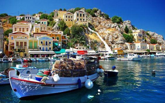 Ferry Ride Down the Bosporus
