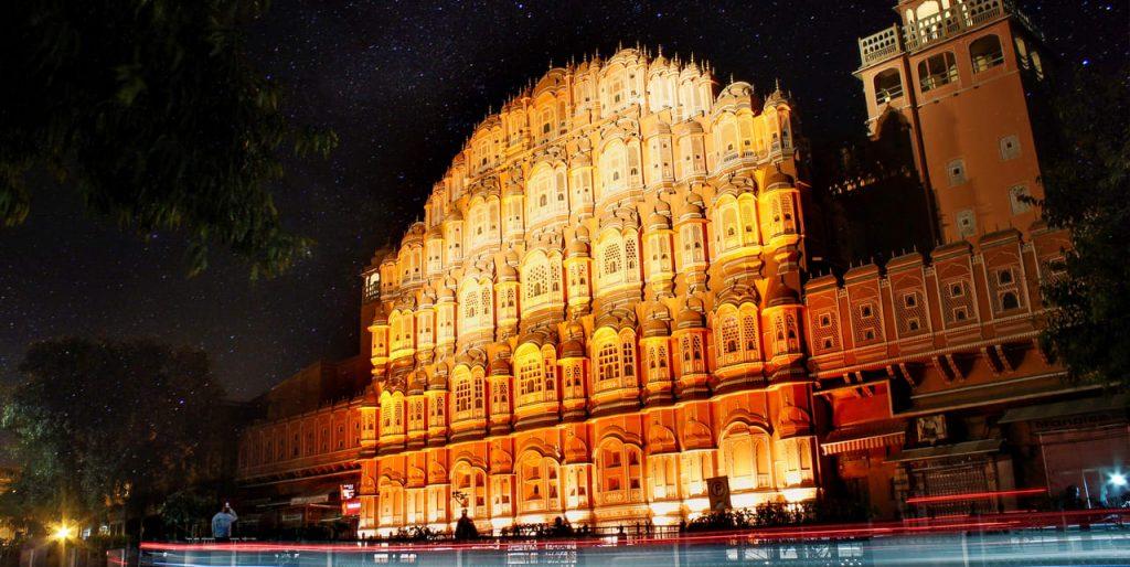 Enjoy Nightlife In Jaipur