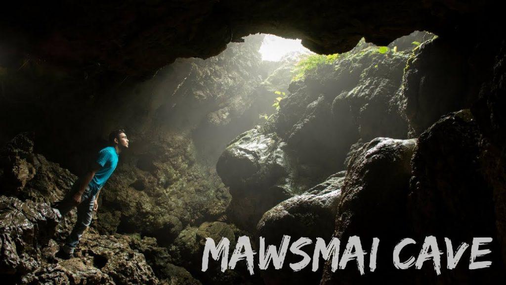Explore The Mawsmai Cave In Meghalaya