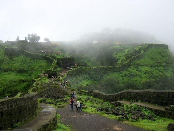 Explore the Pratapgarh Fort