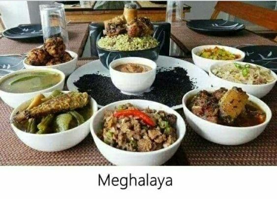 Foods And Beverages In Meghalaya