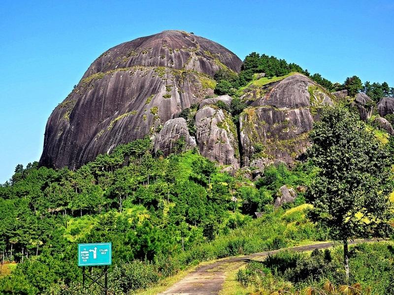 Kyllang Rock