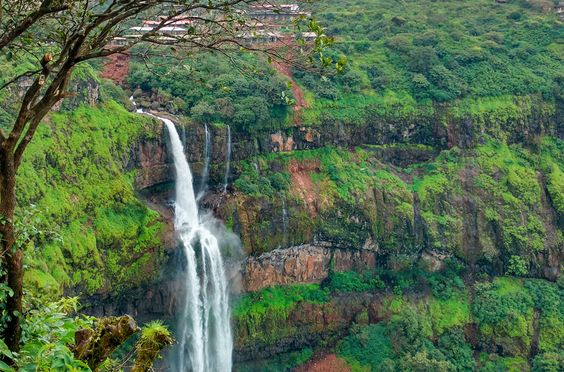 Lingamala Waterfall
