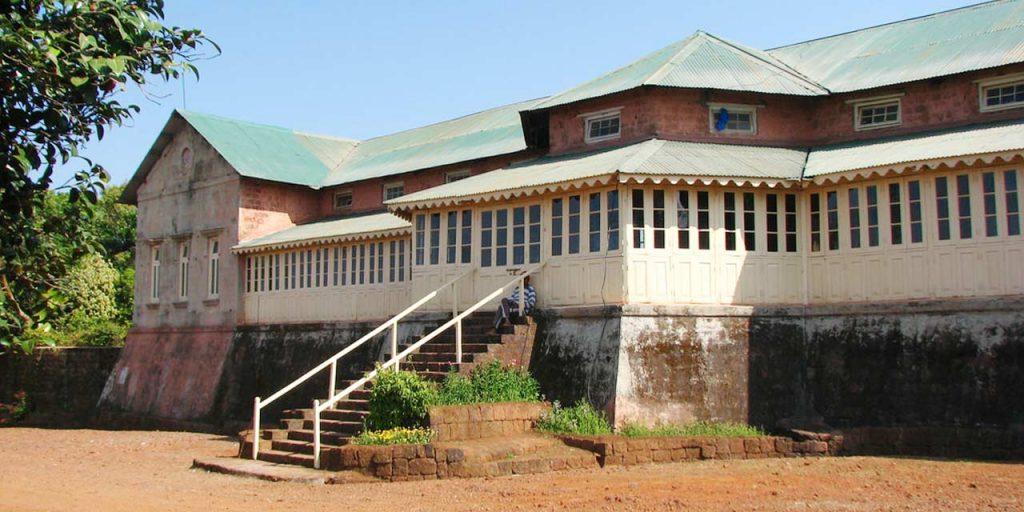 Morarji Castle Mahabaleshwar