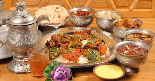 Must-Try Foods And Beverages In Kashmir