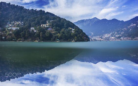 Naini Lake Nainital
