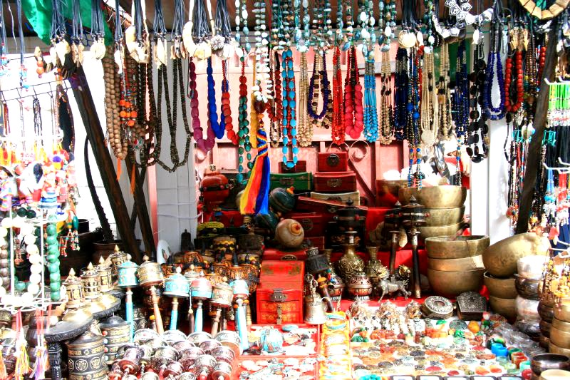 Shop At Bhotia Bazaar