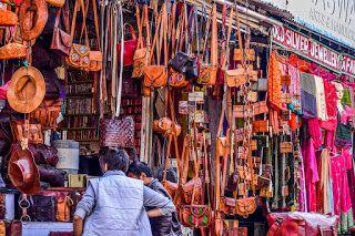 Shop At Jaisalmer Market