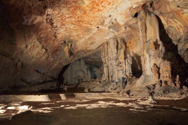 Siju Cave In Meghalaya