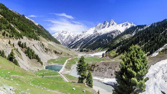 Sonmarg Kashmir