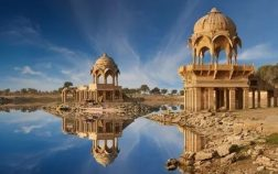 The best time to visit Jaisalmer