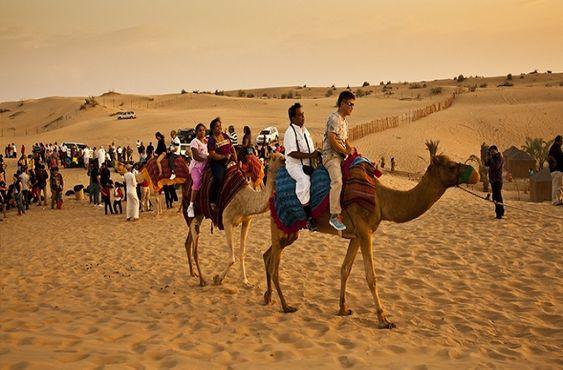 Tourist Volume Of Jaisalmer