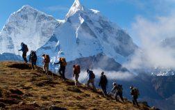 Trekking In Nainital