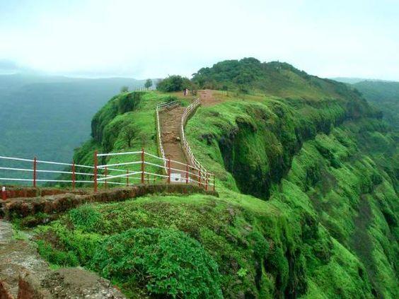 Viewpoints in Mahabaleshwar