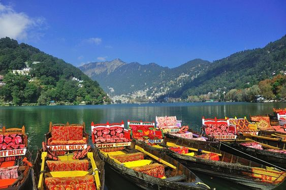 the best time to visit Nainital