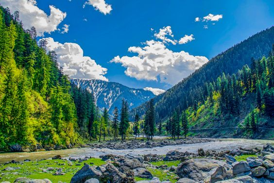 the best time to visit kashmir